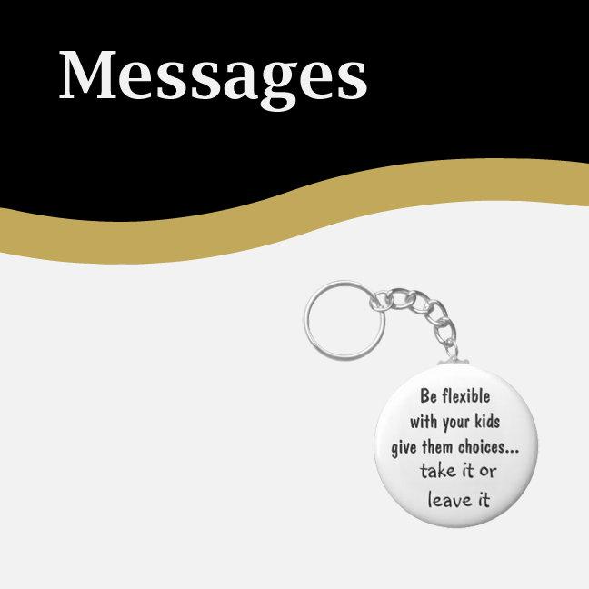 Message Keychains