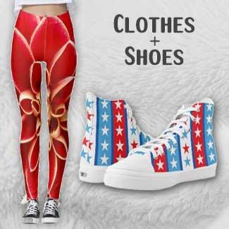 Clothes + Shoes