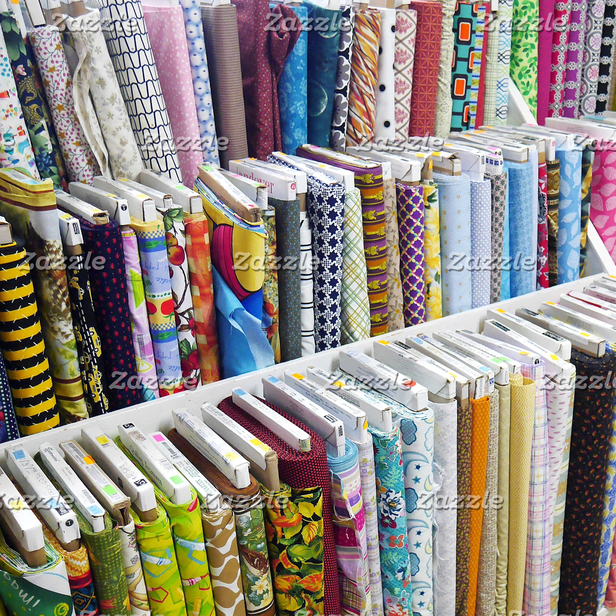 Ethnic, Cultural COUNTRY Fabrics