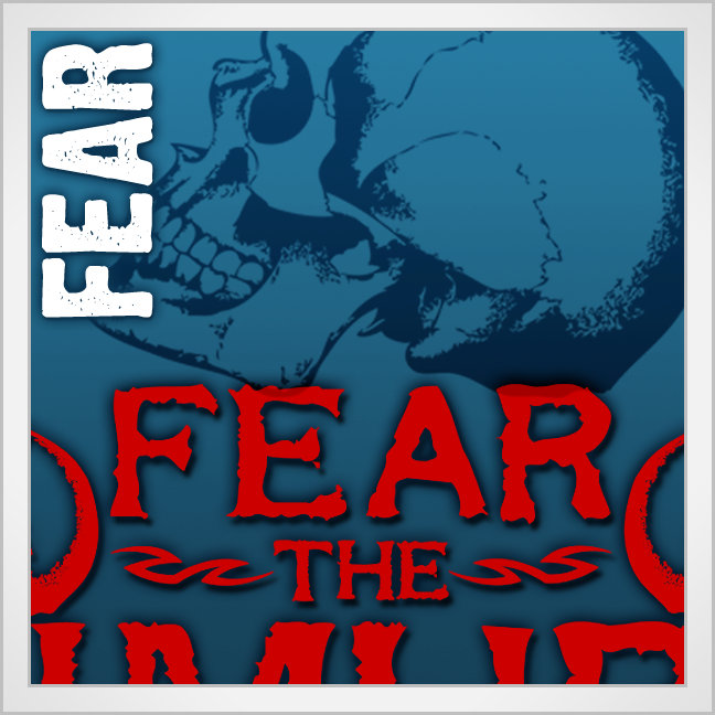 MMA Fear