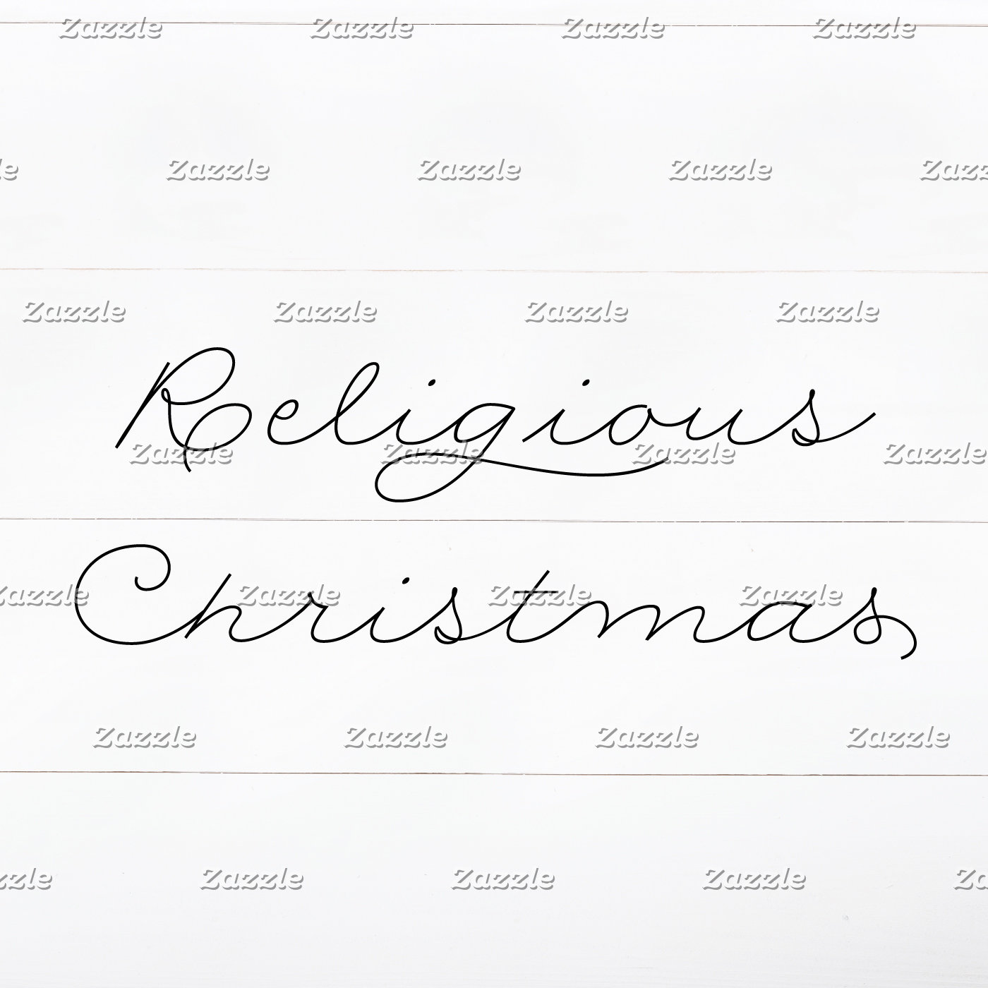 Religious Christmas