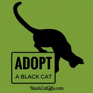 Adopt a Black Cat
