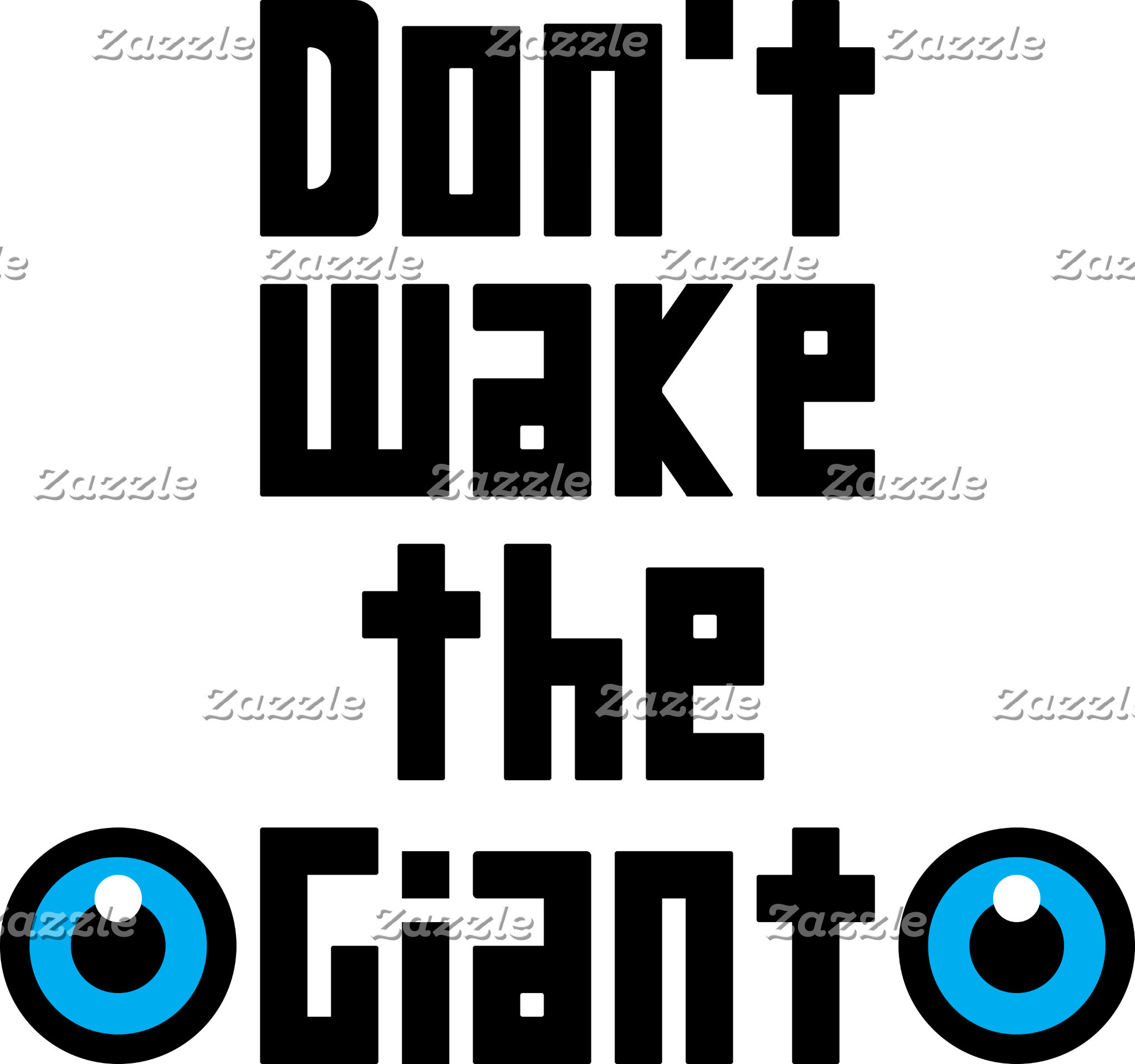 Don't wake the Giant