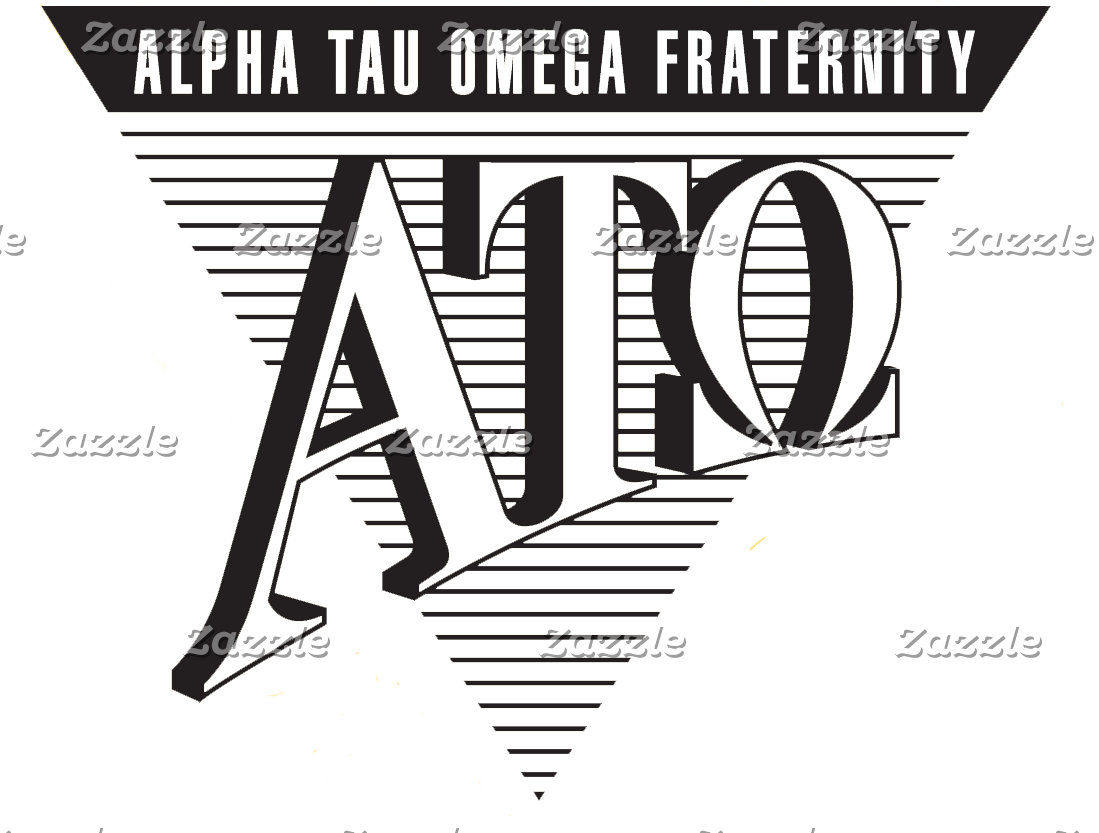 Alpha Tau Omega Name and Letters