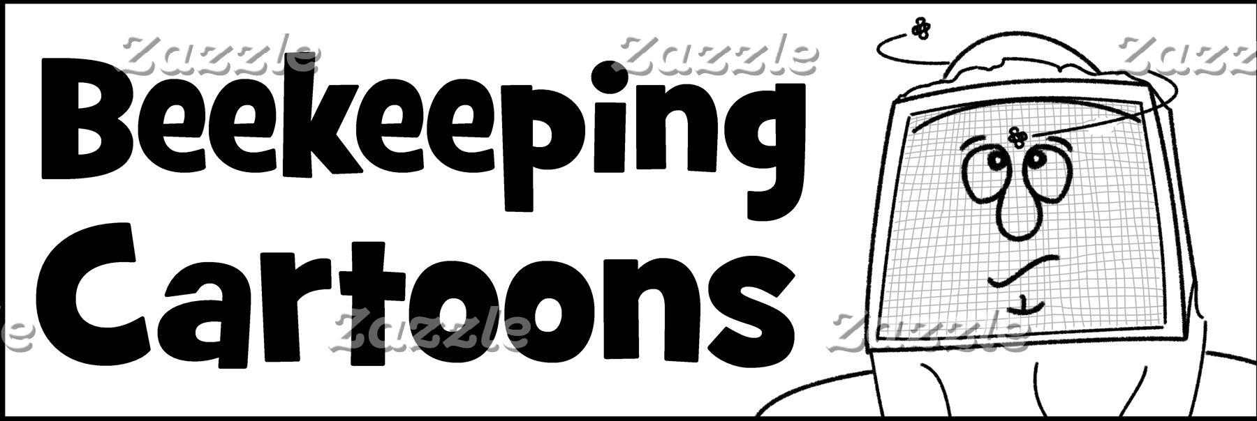 Beekeeping Cartoons