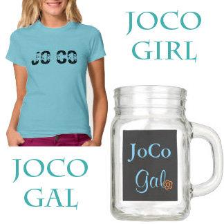 JoCo Girl Gal Princess