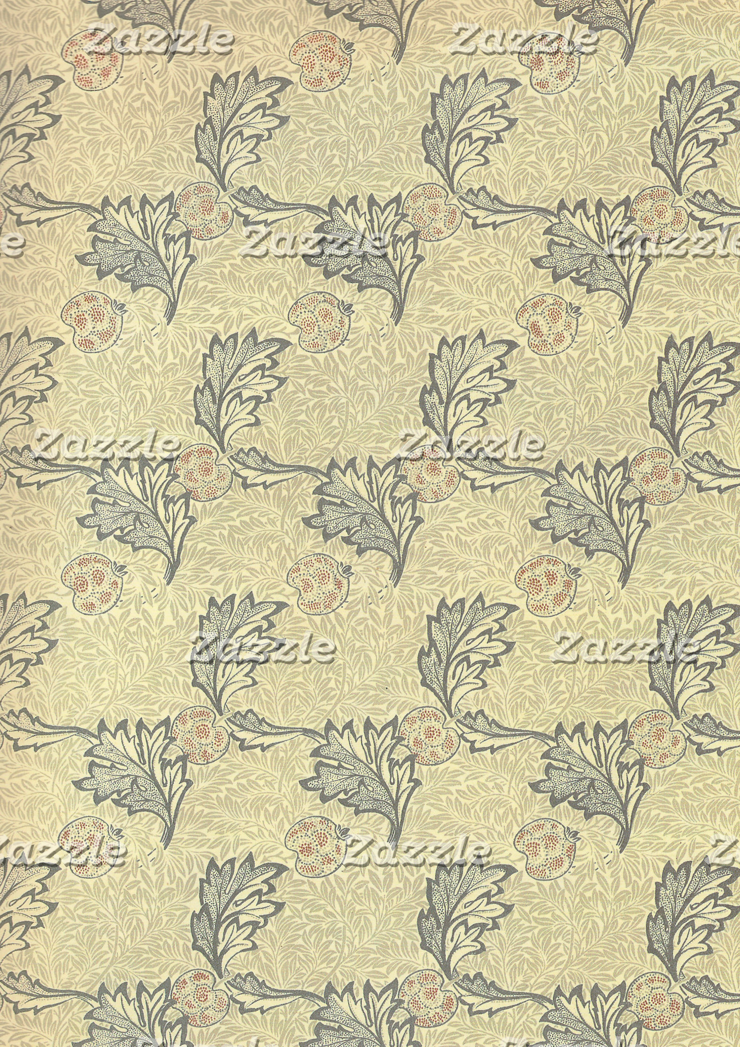 William Morris Apple Design