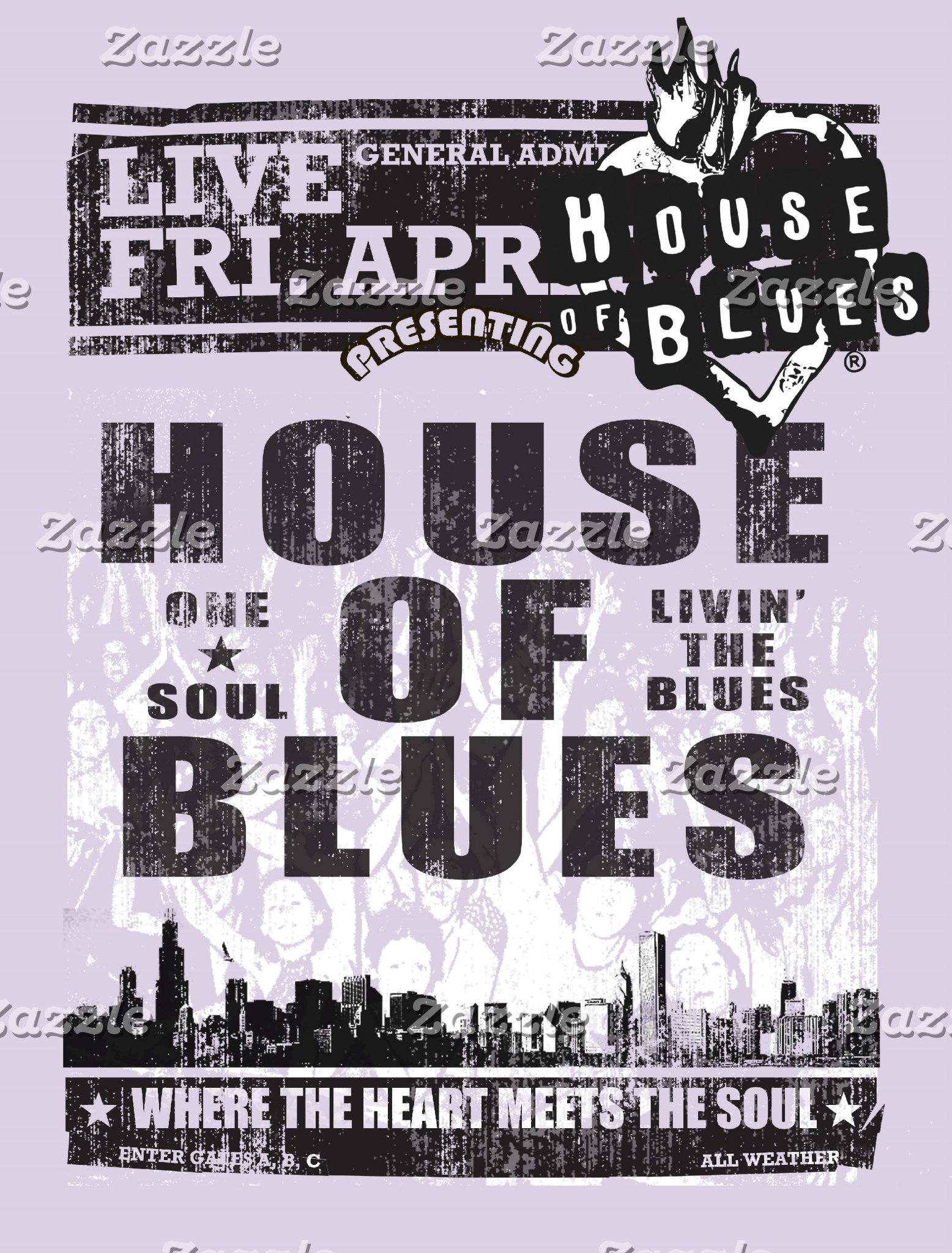 House of Blues - Livin' the Blues