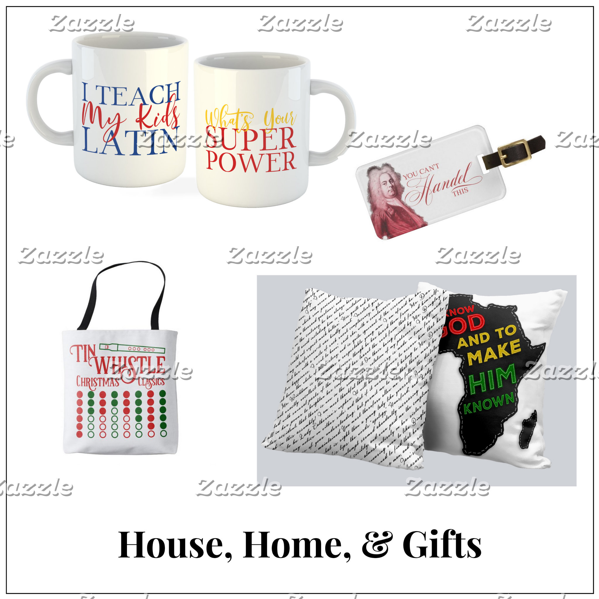 Housewares, Gifts, Stationery, & Office