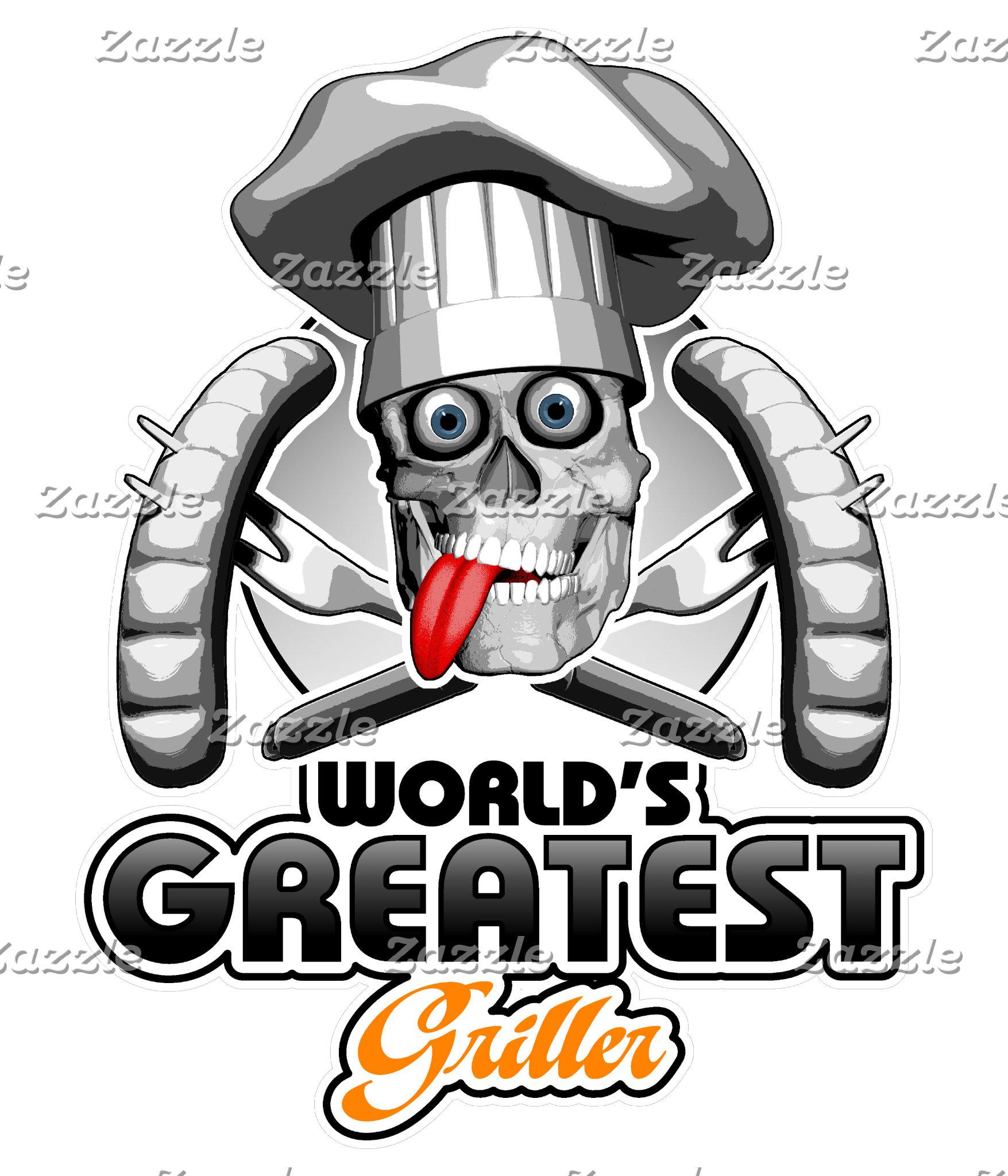 World's Greatest Griller v3