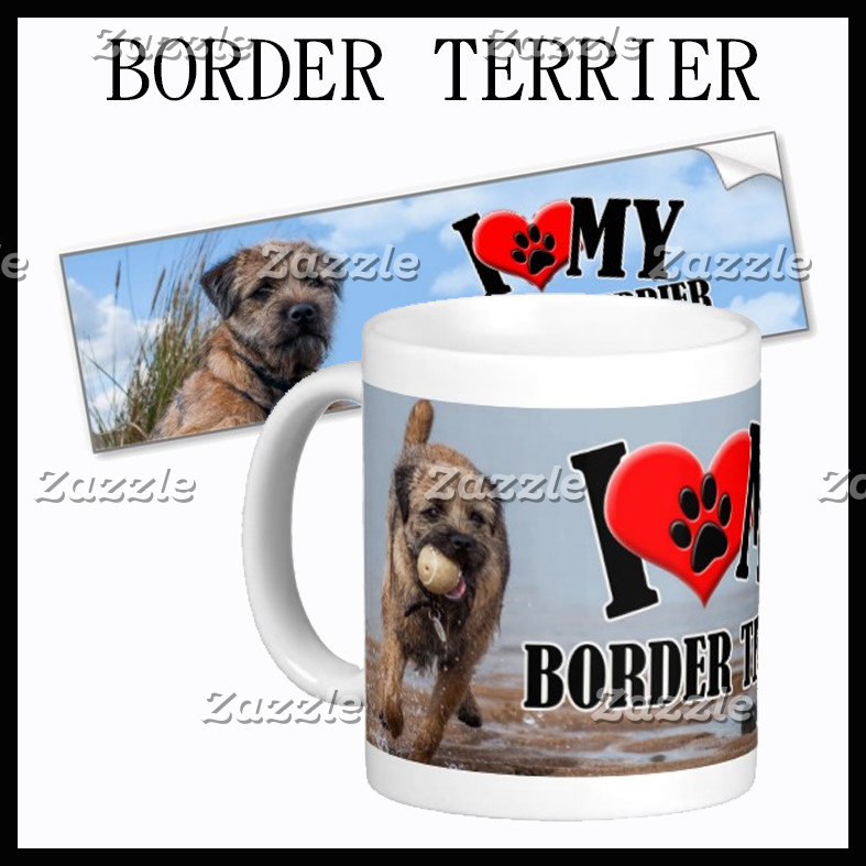 !Border Terrier Gifts And Cards