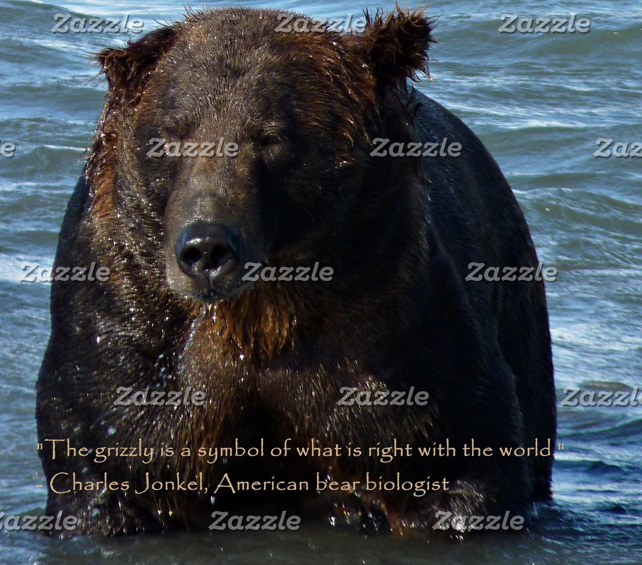 Alaska Wildlife Clipboards