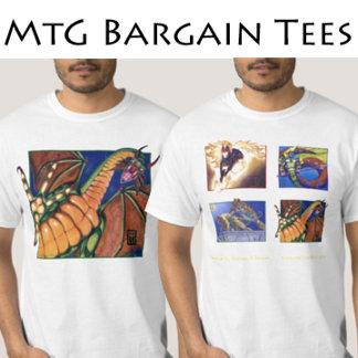 MtG Bargain Tees