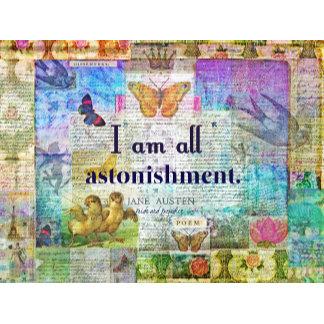 I am all astonishment.