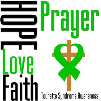 Hope Love Faith Prayer Cross