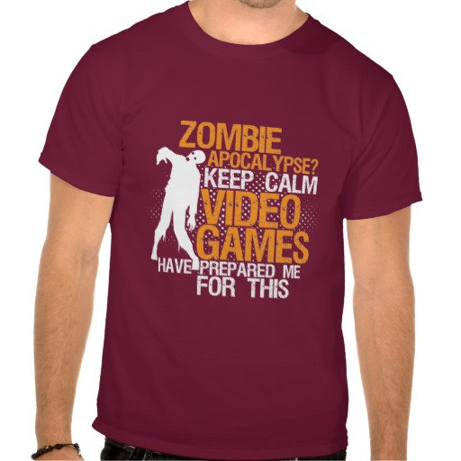 T-shirt: Gamers