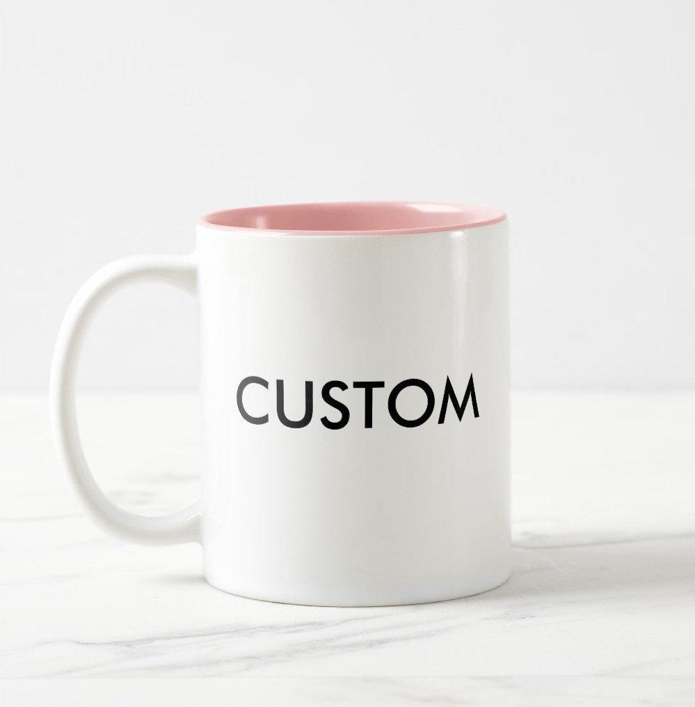 Two-Tone Mugs