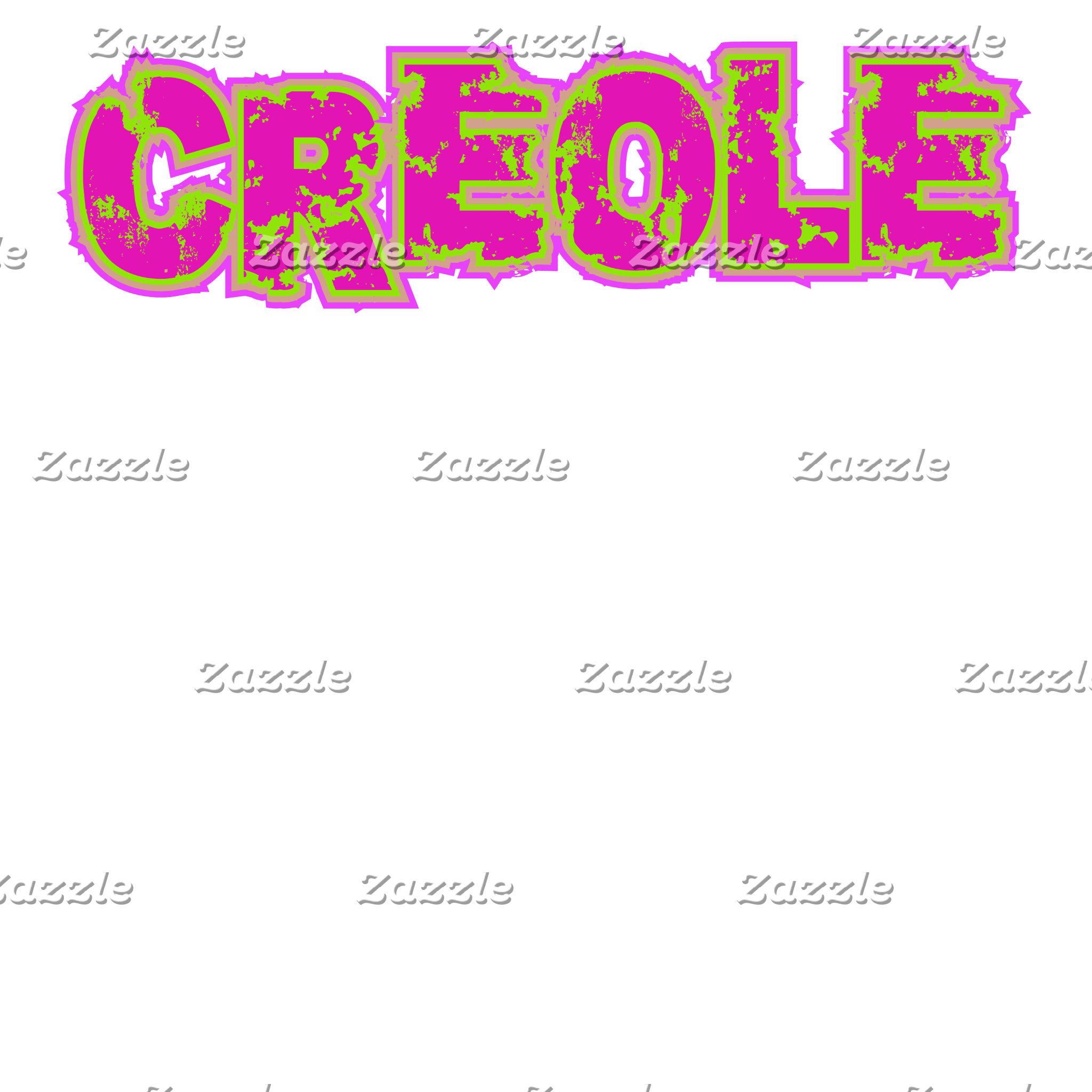 Creole T-Shirts