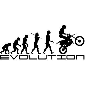 Evolution 2 ~ of Man Sports Hobbies Jobs