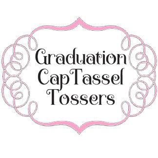 Graduation Cap Tassel Toppers