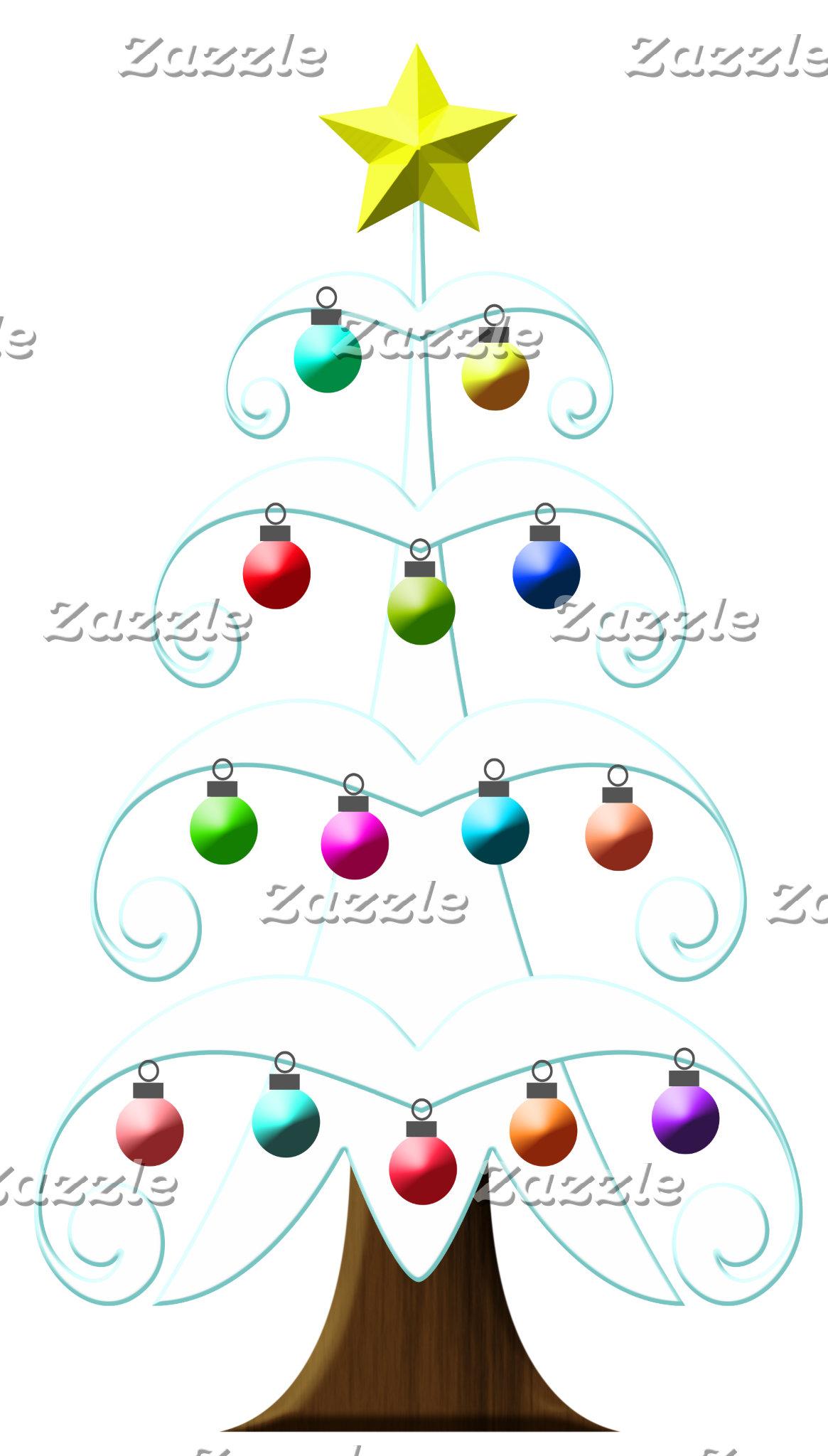 Funky Xmas Tree