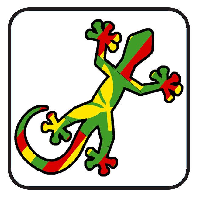 Mo'o Ala: Gecko