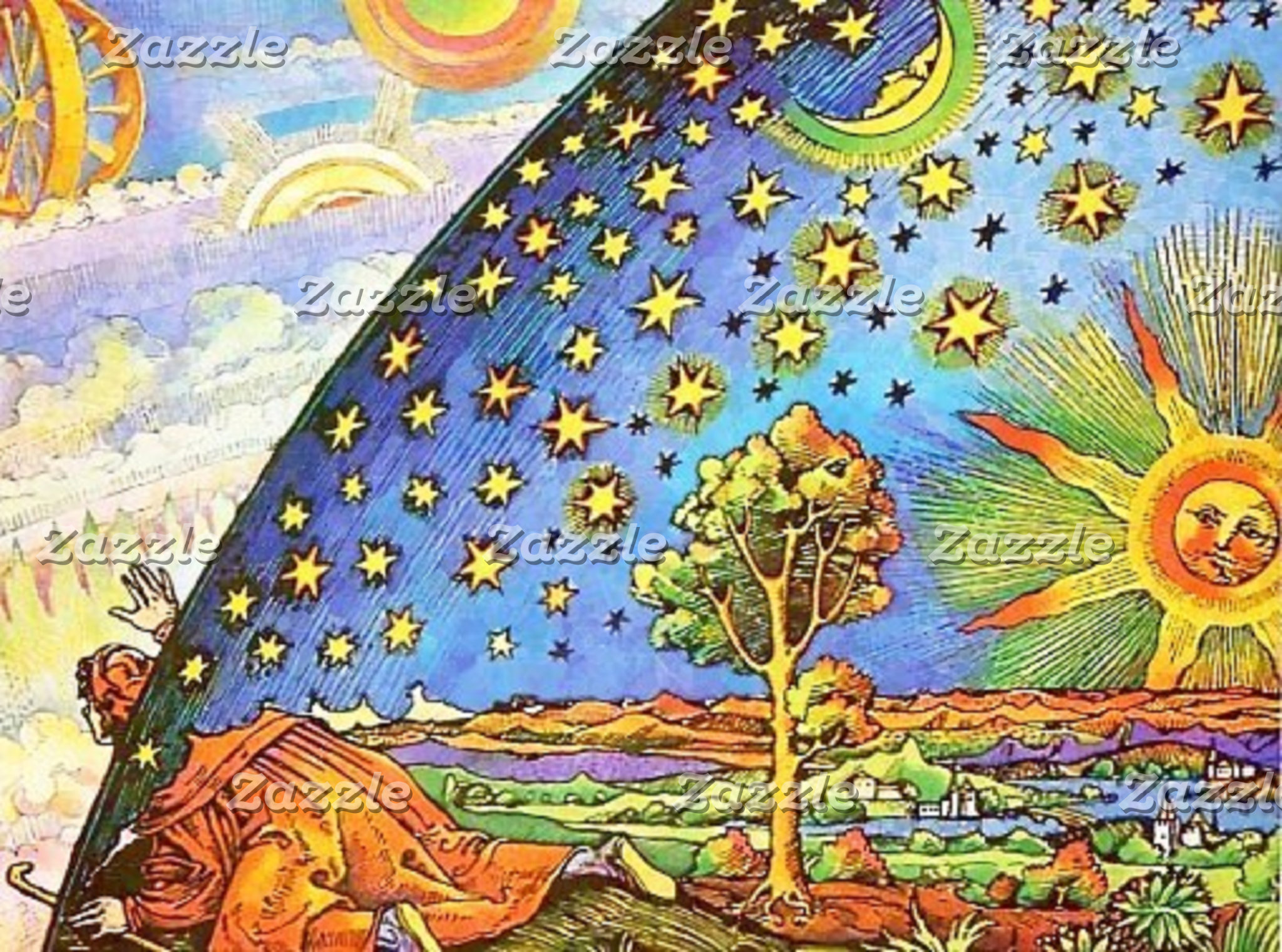 Flammarion Vintage Painting Gifts