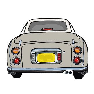 Topaz Mist Figaro Car