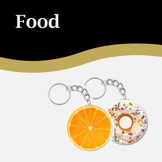 Food Keychains