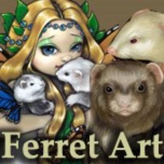 Ferret Art