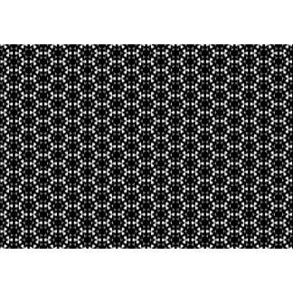 Black & White Patterns | Hexagons I