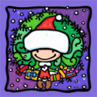 LittleGirlie Christmas 2