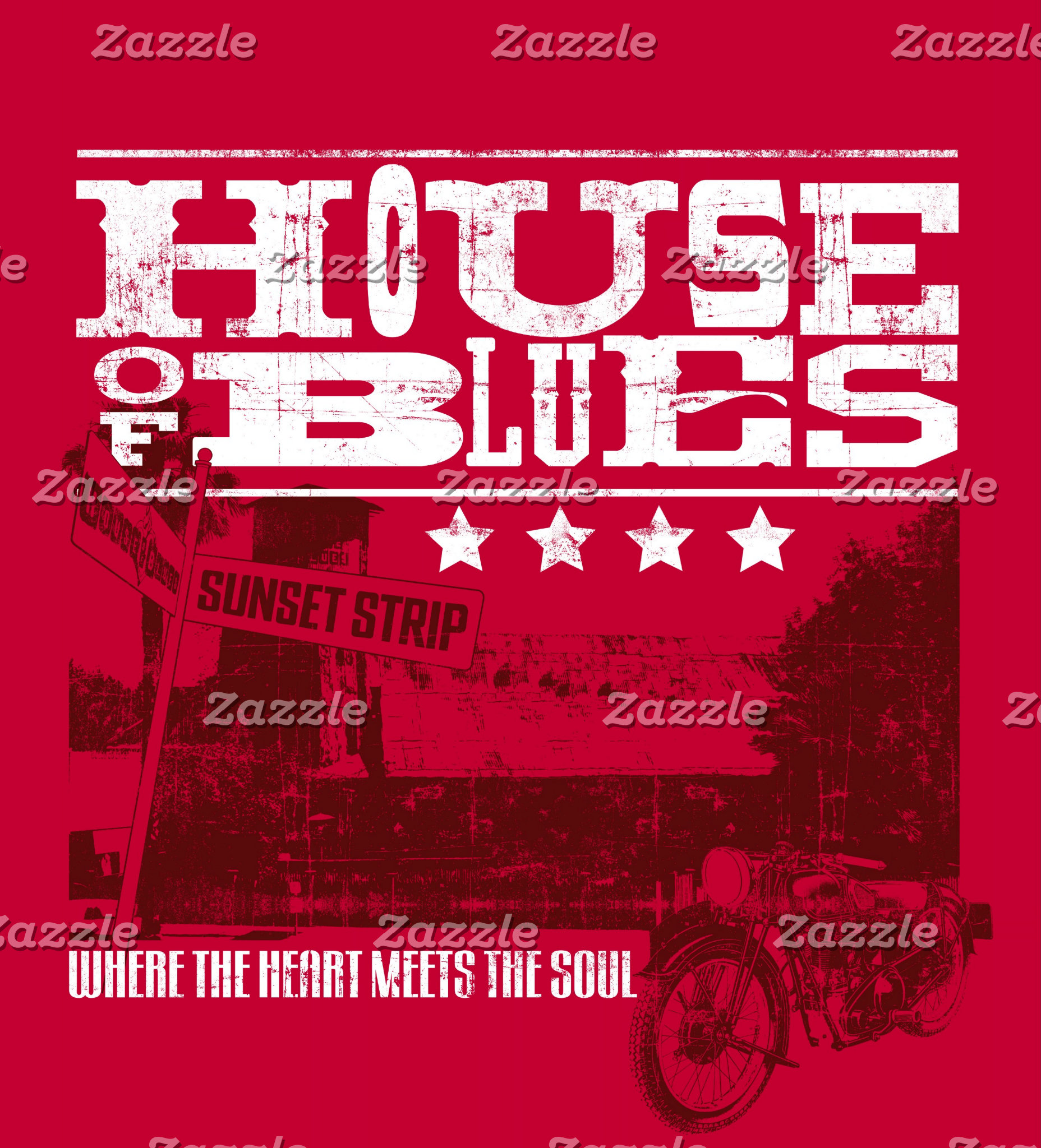The Houe of Blues - Where the Heart Meets the Soul