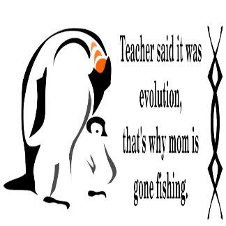 Emperor Penguin Stay a Home Dad