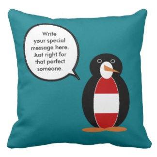 Austrian Talking Penguin