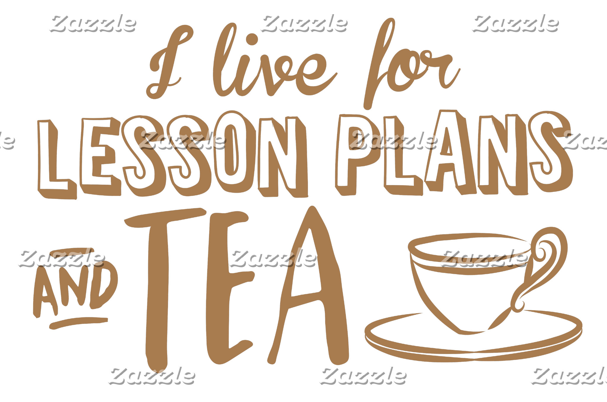 i live for lesson plans and tea