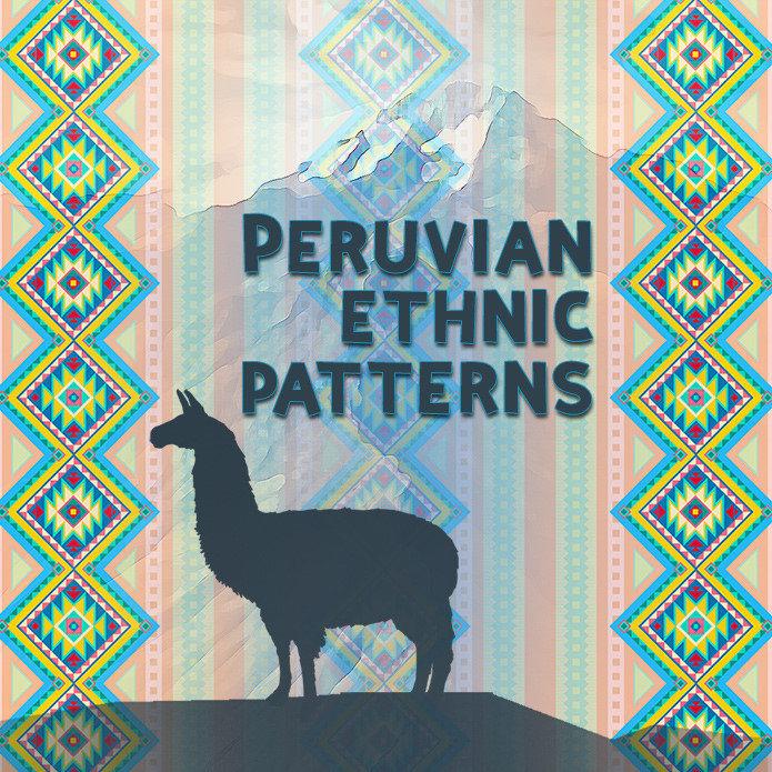 Peruvian ethnic patterns