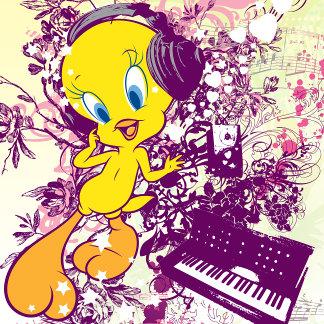 Tweety Music HipHop Collection