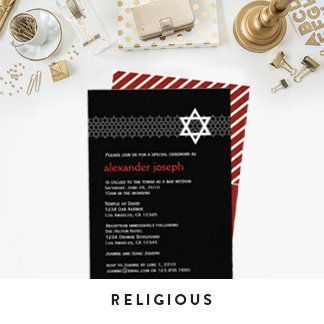 Religious Invites