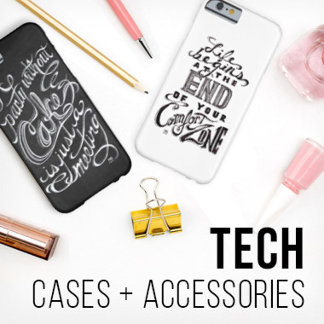 Tech Cases and Accessories