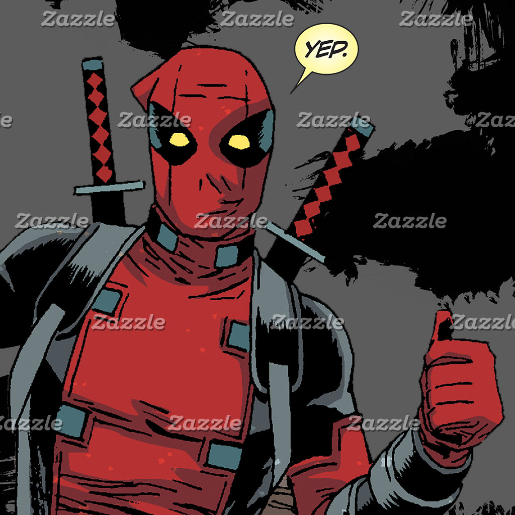 Deadpool Yep
