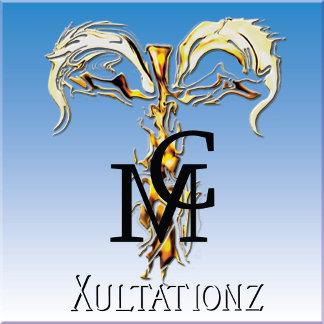 Xultationz Art Collection™by Michael Crozz