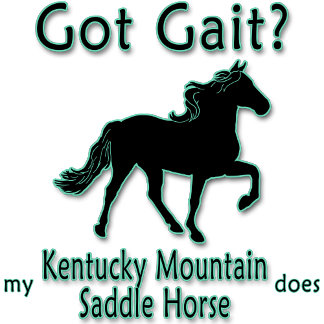 Kentucky Mountain Saddle Horse Tees and Gifts