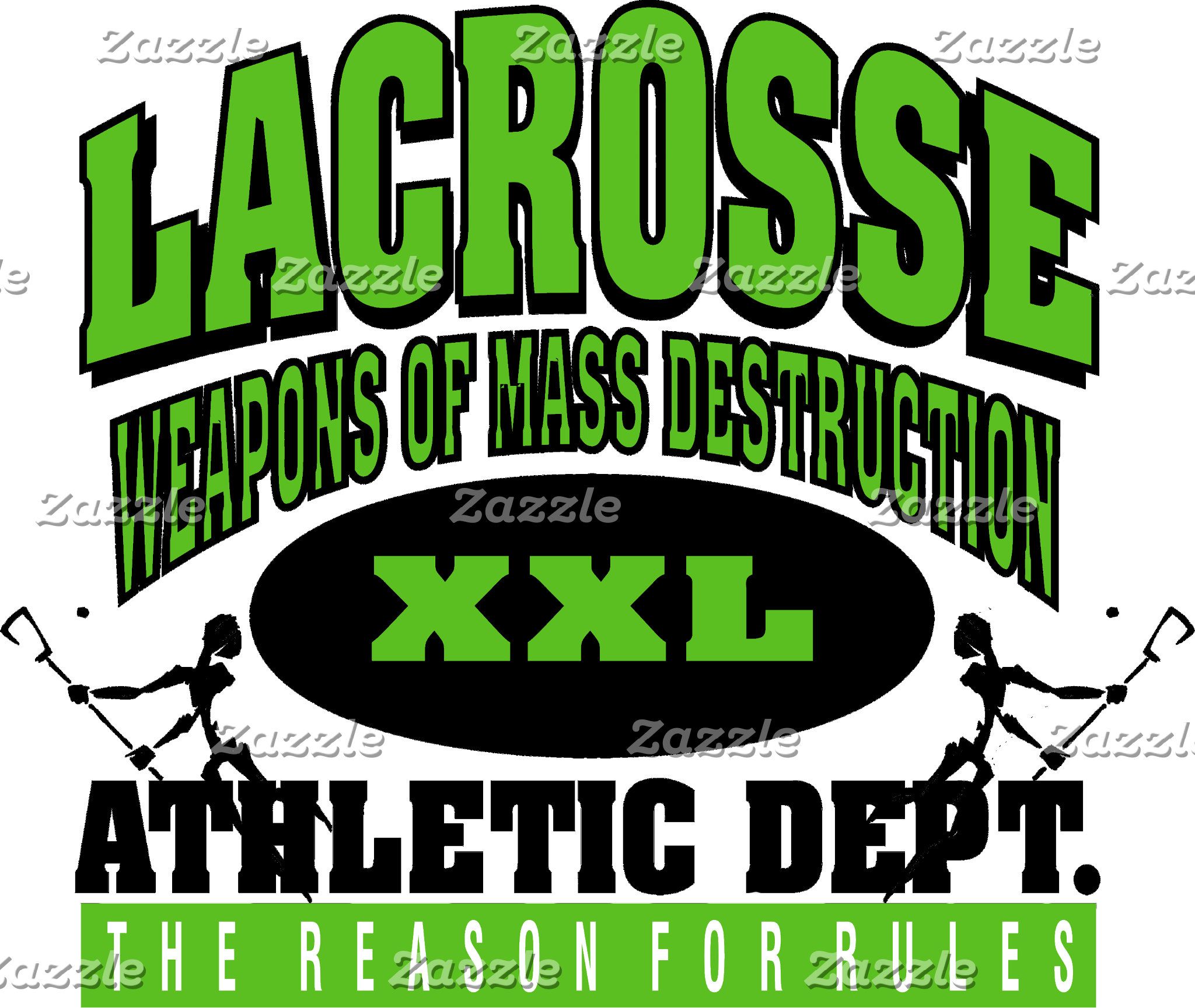 Lacrosse Athletic Department T-Shirts Sweatshirts