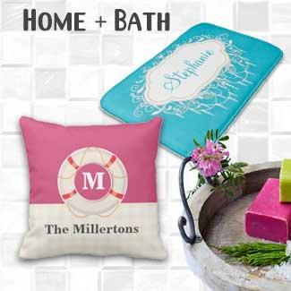 Home + Bath