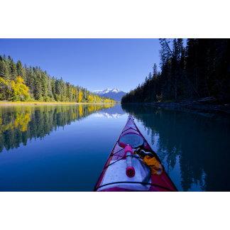 Canada, British Columbia, Bowron Lakes
