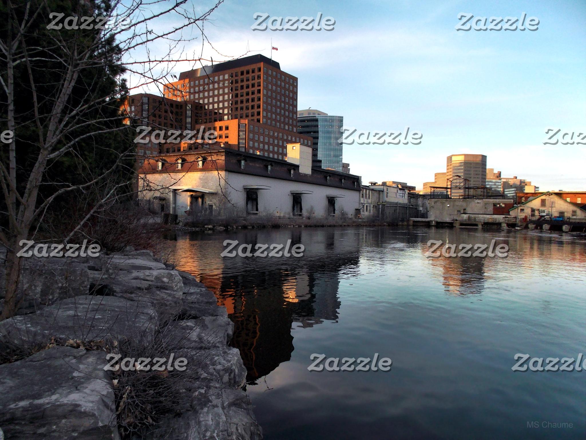 Scenes of Hull Quebec