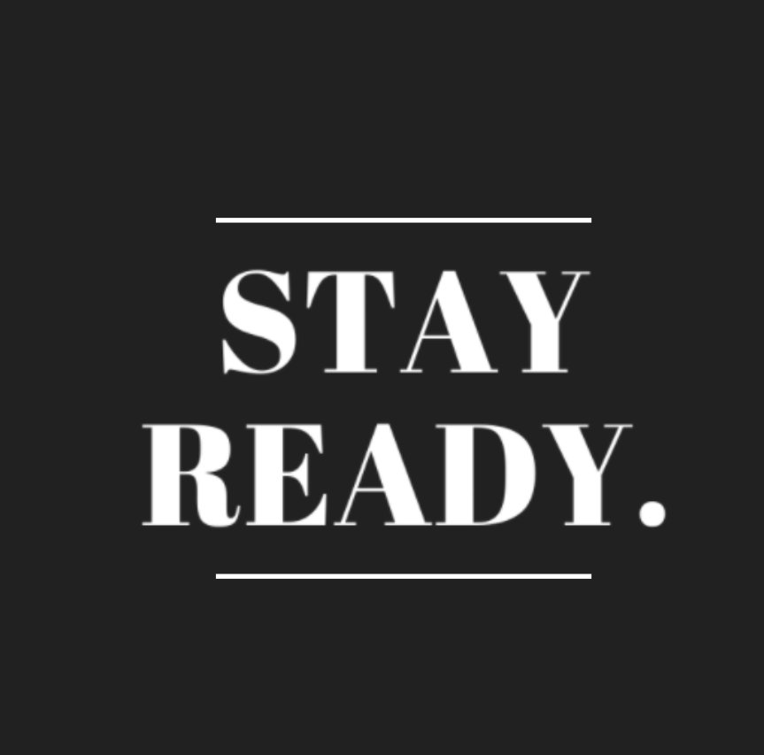 Stay Ready Series