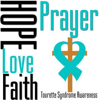 Hope Love Faith Prayer Tourette Syndrome