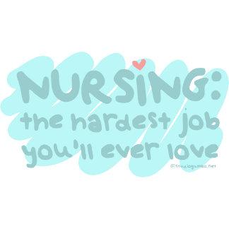 Nursing - the Hardest Job